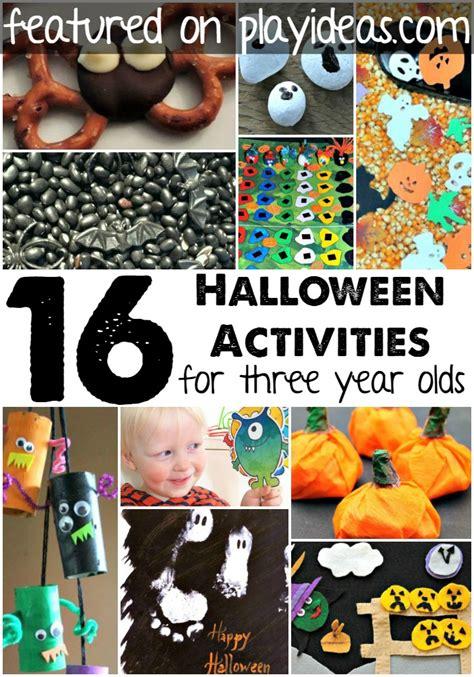 halloween activities   year olds