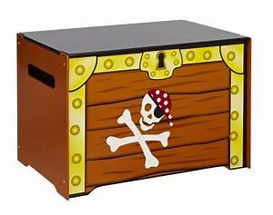 Coffre Jouet Bebe : exceptional coffre a jouet pirate 7 rangement enfant ~ Preciouscoupons.com Idées de Décoration