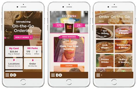 Dunkin' Donuts' On-the-go Mobile Ordering Now Available Cuisinart Coffee Maker Vs Krups Cold Brew Itu Apa Prince Iflix Full Kegerator Janna Nick Dan Fattah Amin X Symbol Kiss Gif