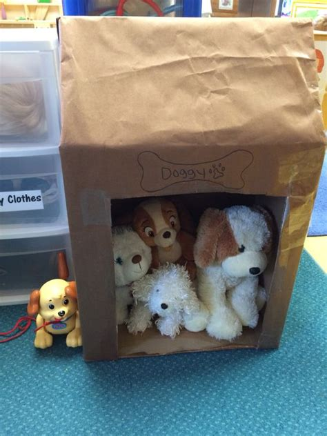 prek pet vet unit cardboard box house of stuff 102 | 33f78d18ed42ae7648efb4b20a7f1d00