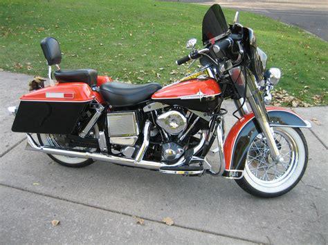 1979 Harley-davidson Flhc Electra Glide Classic