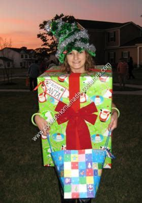 christmas gift costume ideas cool diy costumes savedollarblog