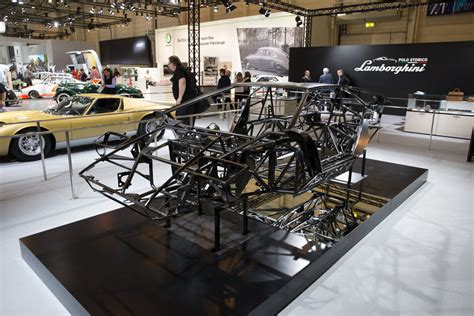 Lamborghini Countach LP400 Chassis - Chassis: 1120204 ...
