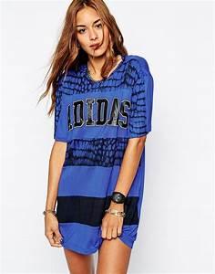 adidas originals robe t shirt coloree adidas pickture With robe t shirt adidas