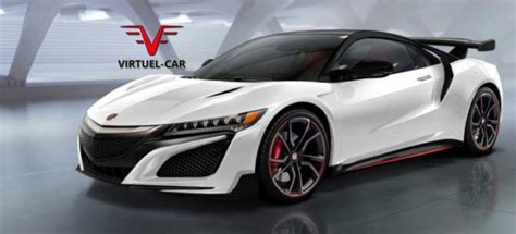 Honda Acura Price by 2018 Acura Nsx Type R Review Engine Exterior Interior Price