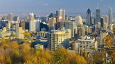 Montreal, Quebec, Canada, North America - YouTube