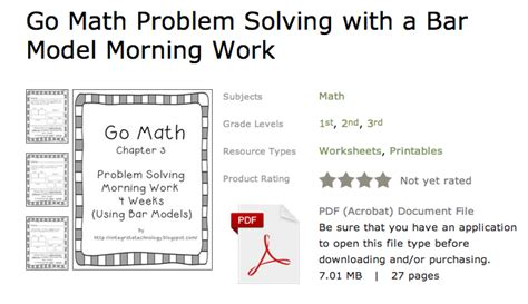 Iintegratetechnology Problem Solving Apps And Go Math