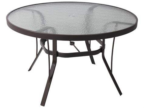 36 round glass table top suncoast cast aluminum 36 39 39 round glass top dining table