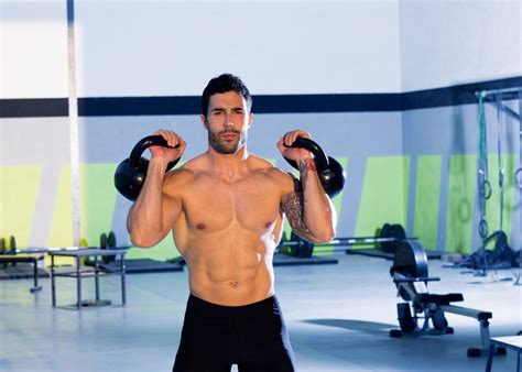 kettlebell exercises workout