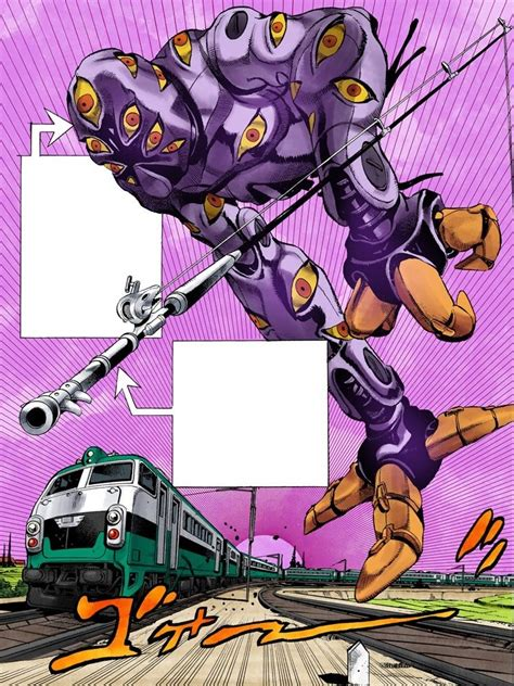 Part 3 through 8 spoiler details may follow. Every Jojo Stand Design Reviewed (The Grateful Dead)