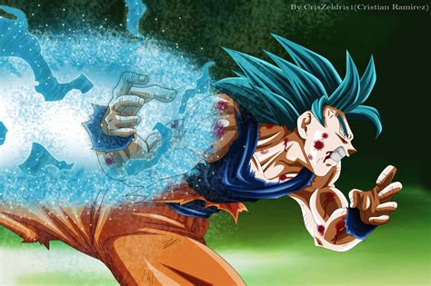 Goku-Hakai DBS Manga 25 by CrisZeldris1 on DeviantArt