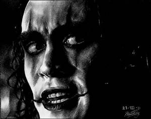 Brandon Lee -THE CROW- by ladarkfemme on DeviantArt