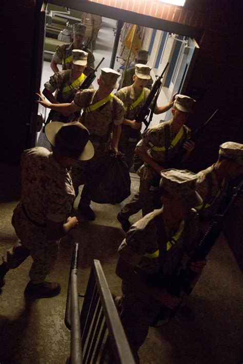 dvids images photo gallery marine recruits jump out