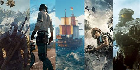 The Top 10 Xbox One Games You Need In Your Library