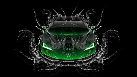 lamborghini centenario frontup super water car