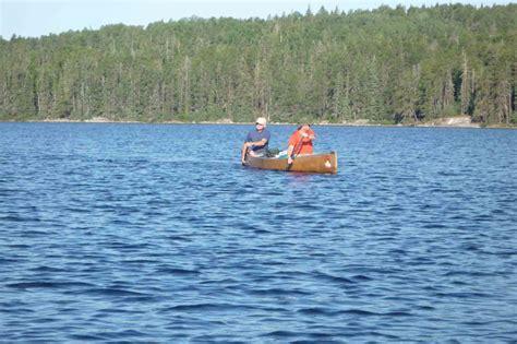Canoe Spanish River
