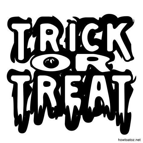 trick or treat pumpkin carving templates free happy birthday stencils to print printable 360 degree