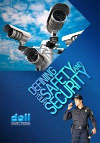 Security Guard Profile Sle by Company Profile Cover Design For A Security Services