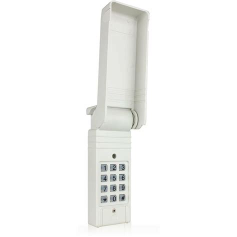 skylink  universal garage door opener keypad entry