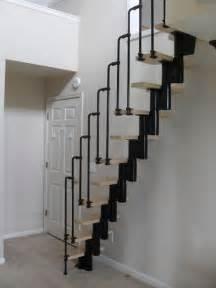 loft ladder contemporary staircase portland by portland stair company
