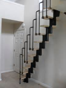 loft ladder contemporary staircase portland by portland stair company