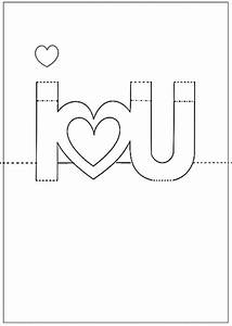 honey butter free printable valentine39s day pop up card With pop out heart card template