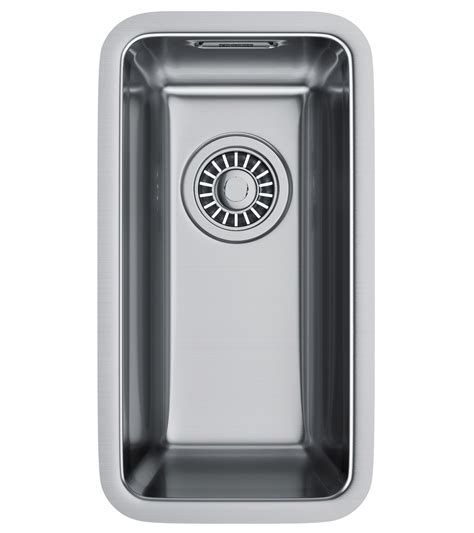 34 stainless steel kitchen sink franke kubus kbx 110 16 34 stainless steel undermount
