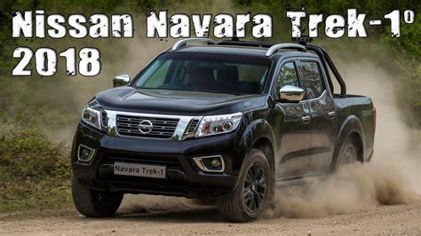 nissan navara trek pickup truck uk special