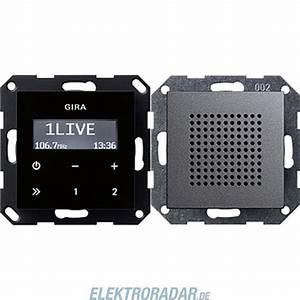 Gira Unterputz Radio Rds : gira unterputz radio rds 228028 ~ A.2002-acura-tl-radio.info Haus und Dekorationen