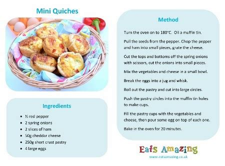 easy cuisine recipes easy mini quiches recipe eats amazing