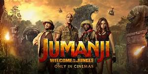 Jumanji Remake a Hit with Audiences | WHS Lion's Pride
