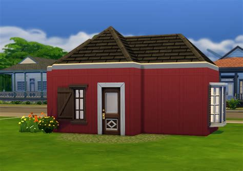 Cottage Board by Mod The Sims Cottage Board Walls