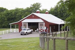morton buildings horse barn in thompson39s station With barn builders tennessee