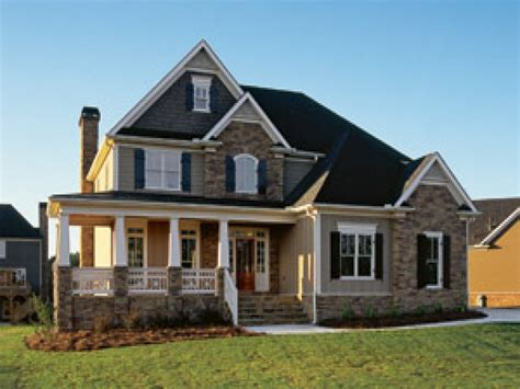 Country House Plans 2 Story Home Simple Small House Floor