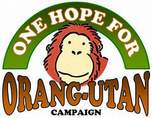 ONE HOPE FOR ORANG UTAN: Time to VOTE