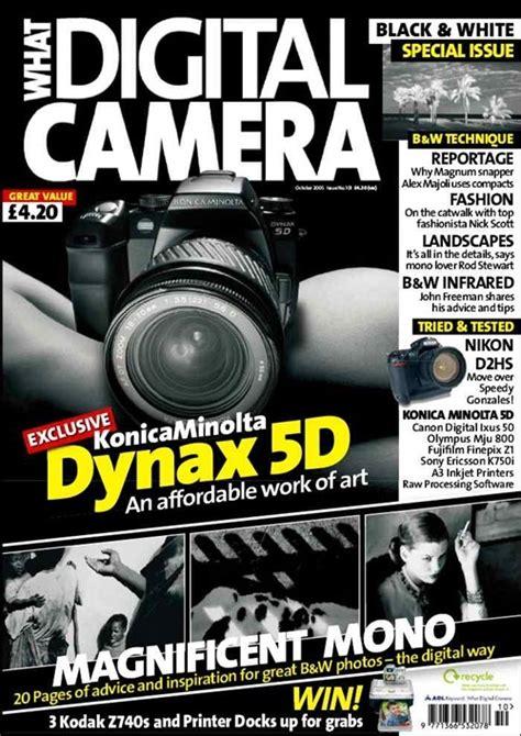 Digital Camera Magazine Prenumeration  Prenumerera På