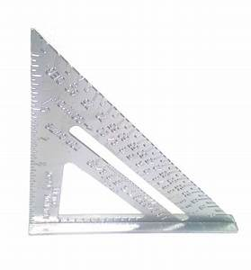 """7"""" Aluminum Alloy Speed Square Use as Protractor Miter ..."""