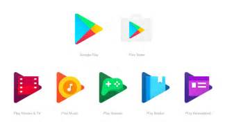 android play app makes tiny change to play app logo business