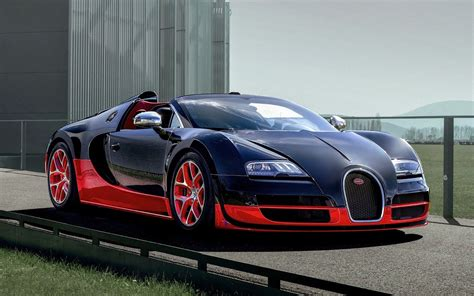 It is currently the fastest roadster in the world, with a top speed record of 254.04 mph (408.84 km/h). Review 2013 Bugatti Veyron 16.4 Grand Sport Vitesse