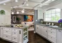 white cabinet kitchen ideas 35 Fresh White Kitchen Cabinets Ideas to Brighten Your Space | Home Remodeling Contractors ...