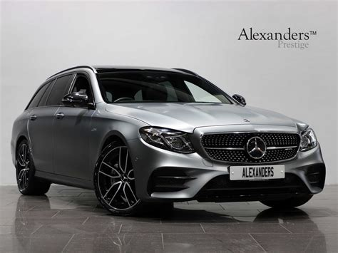 The standard air suspension seamlessly makes the switch from. 2019 19 19 MERCEDES BENZ E53 AMG ESTATE 4MATIC AUTO For Sale | Car And Classic