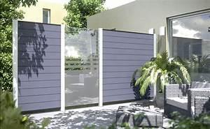 garten sichtschutzzaun sichtschutz glas With französischer balkon mit garten sichtschutzzaun