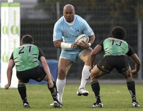 Lindani myeni was a former rugby player and hailed from south africa. Lomu, who revolutionized rugby with size, speed, dies at 40