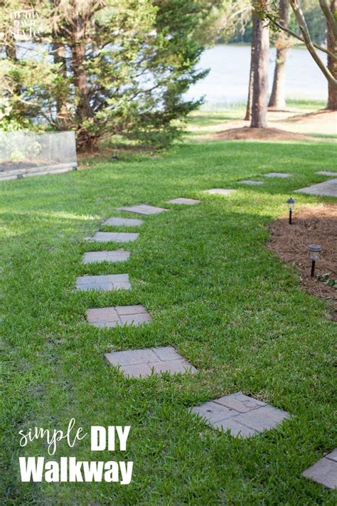 small kitchen makeover ideas simple paver walkway in my own style