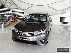 List of Toyota Corolla Variants, Features & Prices in Pakistan