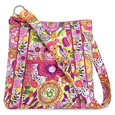 disney vera bradley bag bouncing bouquet pink hipster