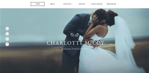portfolio websites  photographers digital