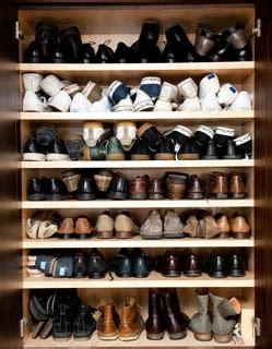 mens shoe closet men s shoe closet peter som closet pinterest