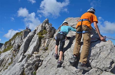 Klettern Auf Der Seiser Alm Vivosüdtirol