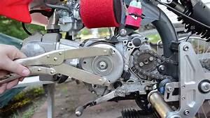 Motoped Headlight